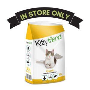 KittyFriend Classic Cat Litter 30L