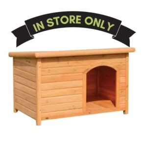 Jolly Paw Flat Roof Kennel L 116x82cm