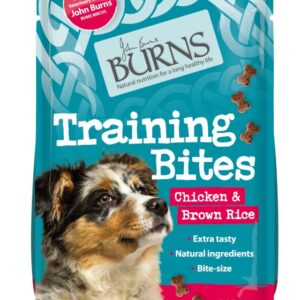 Burns Training Bites 200g