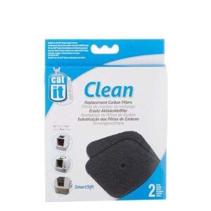 Catit Carbon Filter Pads 2pk