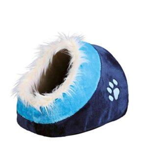 Minou Cat Bed Blue