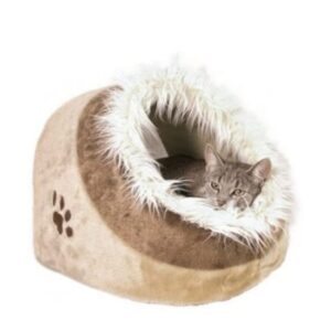Minou Cat Bed Beige