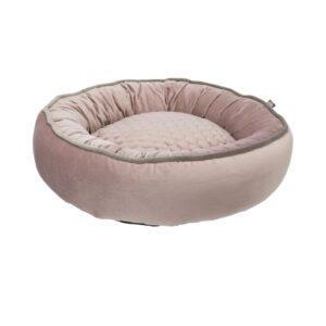 Livia Round Bed Pink