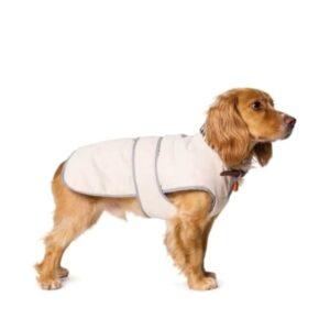 Sandstone Fleece Coat XL