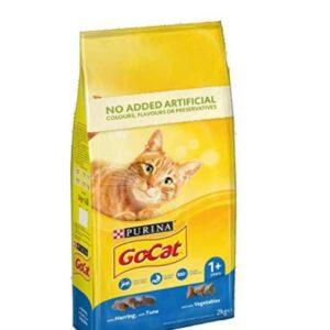 Go Cat Tuna/Herring 2kg