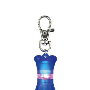 Blue Safety Flasher 2x4cm