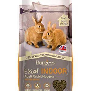 Burgess Excel Indoor Rabbit 1.5kg