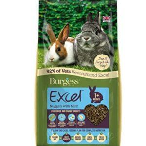 Burgess Excel Rabbit/Mint 2kg