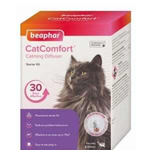 Catcomfort Calming Diffuser Kit