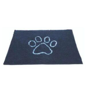 Dirty Dog Large Doormat Blue