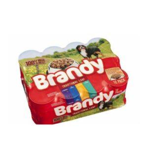 Brandy Variety Loaf 12 Pack