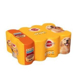 Pedigree Chum In Jelly 12 Pack
