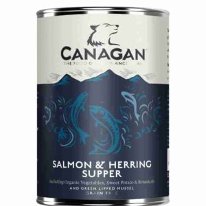 Canagan Adult Can Salmon/Hering