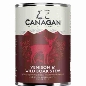 Canagan Adult Can Venison/Boar