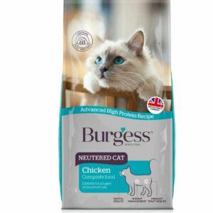 Burgess Neutered Cat 1.5kg