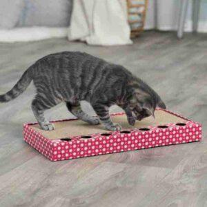 Scratching Cardboard