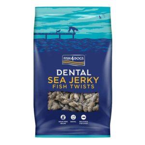 Fish4Dogs Dental Sea Jerky