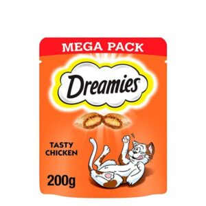 Whiskas Dreamies Megapack Chicken 200g