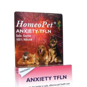HomeoPet Anxiety TFLN Drops 15ml