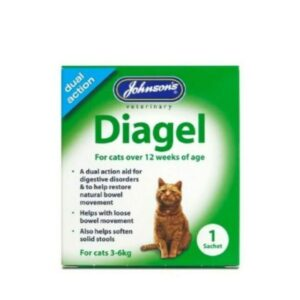Johnsons Diagel For Cats