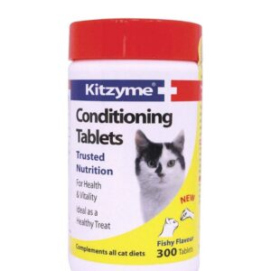 Kitzyme Cat Conditioning Tablets – 100