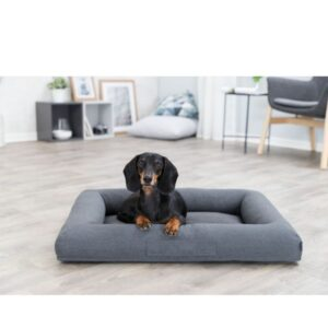 Pulito Vital Square Bed – Grey