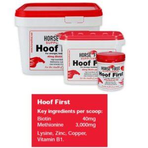 Horse First Hoof First 2kg