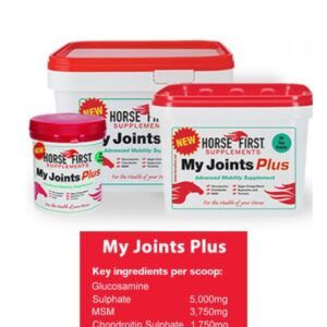 Horse First My Joints Plus 750g