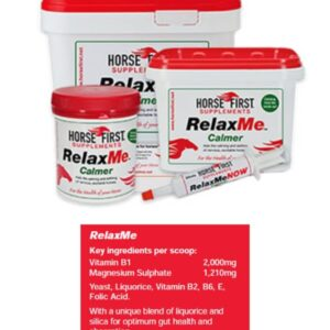 Horse First Relax Me 2kg