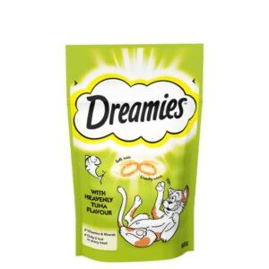 Whiskas Dreamies Heavenly Tuna 60g