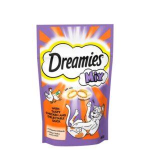 Whiskas Dreamies Chicken/Duck 60g