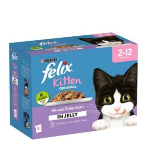 Felix Kitten – Mixed Selection 12pk