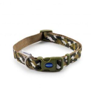 Ancol Combat Green Collar