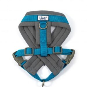Ancol Blue Padded Harness