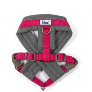 Ancol Pink Padded Harness