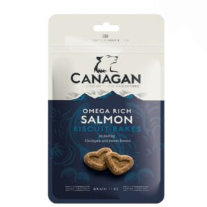 Canagan Salmon Biscuits 150g