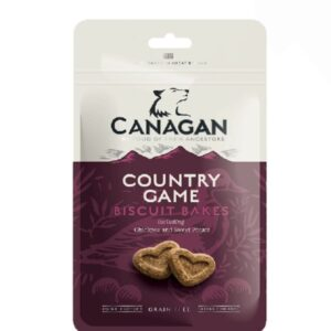 Canagan Game Biscuits 150g