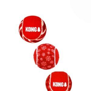 Holiday SqueakerAir Ball – Medium 3pk